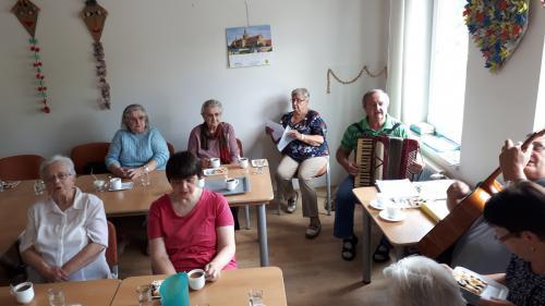 Klub seniorů I.