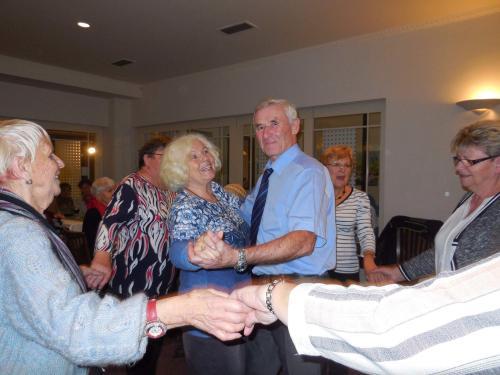 Setkání členů Klubu seniorů s představiteli města